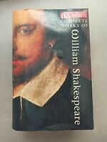 COMPLETE WORKS OF WILLIAM SHAKESPEAR Book The Cheap Fast Free Post