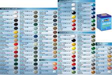 Revell Aqua Color Wasserfarbe 18ml 10er Set versch. Farben Auswahl per Mail