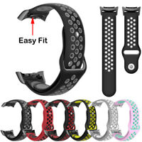 Silicone Replacement Watch Band Wrist Strap For Samsung Gear Fit2/Fit2 Pro