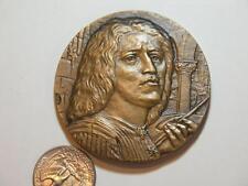 Giorgio Barbarelli da Castelfranco,nice Russian bronze plaque