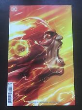 Flash #49 DC 2018 Mattina variant Cover NM 9.4 Unread
