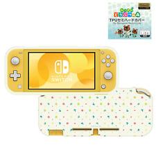 Nintendo Switch Lite Animal Crossing TPU Semi Hard Cover Accessories HORI Japan