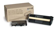 NEW Genuine Xerox Phaser 4600/4620/4622 Printer Black Toner Cartridge 106R01536