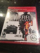 Battlefield: Bad Company 2 Greatest Hits (Sony PlayStation 3 New Sealed