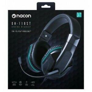 CUFFIE GAMING NACON GH-110ST GAMING PER PS4 PS5 PLAY STATION