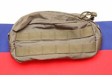 Russian army spetsnaz SSO SPOSN horizontal utility zipped molle pouch
