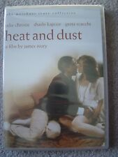 Heat and Dust (DVD, 2003, The Merchant Ivory Collection) Out of Print