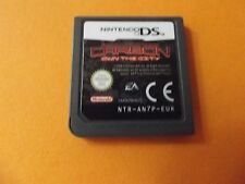 NINTENDO DS  *** NEED FOR SPEED CARBON ** seul **