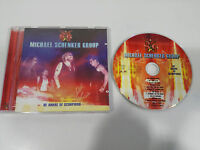 MICHAEL Schenker's Msg Group Be Aware Of Scorpions Spv CD 2001 German Edition -