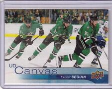 TYLER SEGUIN 16/17 Upper Deck UD 'Motion' CANVAS #C29 *MINT* Insert Card Stars