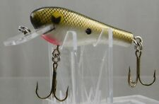 Poes Cedar Wood RC1 1900 Series Tennessee Shad No Rattle
