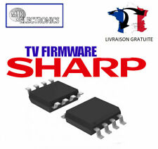 Flash Firmware Tv Sharp LC-32LE144E 32LE244 MAIN BD Rev1.02