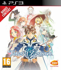 Tales of Zestiria PS3 - New and Sealed