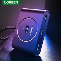 Ugreen USB HUB 3.0 External 4 Port USB Splitter for Ultrabooks, MacBook Air, PC