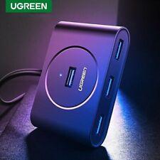 Ugreen USB HUB 3.0 External 4-Port USB Splitter with Micro USB Power Port for PC