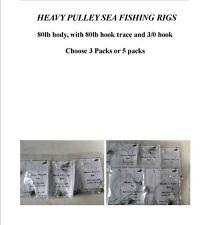 HEAVY PULLEY SEA FISHING RIGS