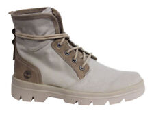 Stivali , anfibi e scarponcini da uomo bianchi marca Timberland