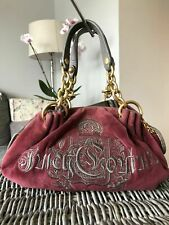 Juicy Couture Royal Velvet Bolsón Bolso Bolso de mano