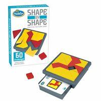 Thinkfun Shape by Shape - Creative Pattern Logic Game - Learning Game