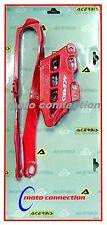 Nuevo 2017 guías de cadena Honda CRF450 Acerbis rendimiento/Rojo Control Deslizante Kit