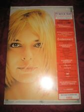 "France Gall  Évidemment ""Années Warner"" RARE COFFRET INTÉGRALE 13 CD DVD LIVRETS"