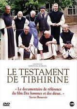 Le Testament de Tibhirine (Emmanuel Audrain)  DVD