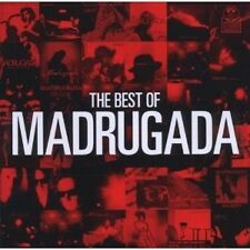 "MADRUGADA ""THE BEST OF MADRUGADA"" 2 CD NEU"