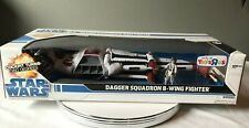 STAR WARS Legacy Collection DAGGER Squadron B-WING Fighter MIB TRU Exclusive