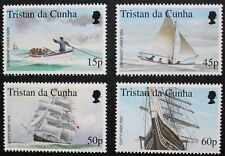 """The stamp show 2000"" stamps, 2000, Tristan da Cunha, SG ref: 678-681, MNH"
