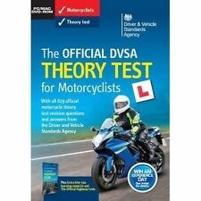 The Official DVSA Theory Test for Motorcyclists: 2016 by Driver and Vehicle Standards Agency (DVSA) (Paperback, 2016)