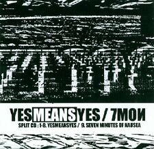 Yes means yes/7mon-split CD (Lolita slavinder, 2009) * rare poo noise/Grind