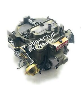 Edelbrock Quadrajet 1902 Remanufactured Carburetor 750 CFM