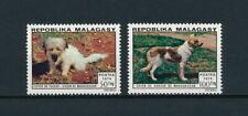 Malagasy #512-3 MNH, Dogs, 1974