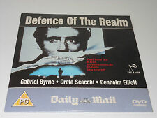 Daily Mail DVD - Defence Of The Realm starring Gabriel Byrne and Greta Scacchi