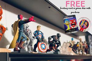 One-Stop Disney Infinity Shop! Buy 3 Get 2 FREE 1.0, 2.0, & 3.0 Figures *No Min*