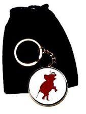 Republican Elephant Brass Key Chain - Made in America!