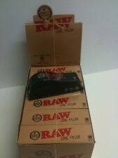 RAW rolling papers LOADER/SHOOTER/FILLER machine for KING SIZE PreRolled CONES