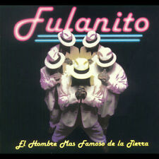 [Sealed New] Fulanito : El Hombre Mas Famoso de la Tierra CD