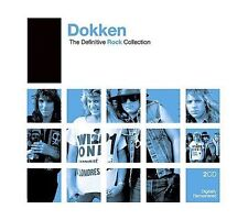 DOKKEN - THE DEFINITIVE ROCK COLLECTION (NEW CD)