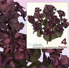 "FOUR 23"" Hydrangea Artificial Flowers Silk Plants 0576"