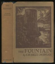 Charles MORGAN / The Fountain First Edition 1932