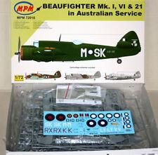 """MPM 1/72 Bristol Beaufighter Mk.I, VI & 21 """"In RAAF service"""" (72010) ex-Hasegawa"""