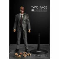 1/6 Scale Batman The Dark Knight Two Face Custom Figure NT-001 Nerve Toys