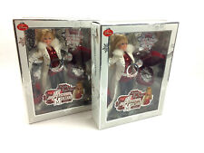 Disney 2008 Holiday Edition Pop Star Hannah Montana Barbie Doll Miley Cyrus