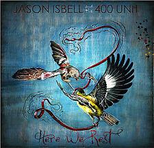 Jason Isbell , Here We Rest ( LP + Bonus 7-Inch ) ( 804879315506 )
