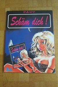 Schäm dich! - Erotik Comic Dany - B&L-Verlag