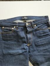 A.P.C. Denim dark Jeans Petit Standard 30 Selvedge Raw Apc 28 Waist
