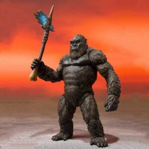 Godzilla Vs Kong 2021 King Kong action figure S.H. Monsterarts Figure kids toys