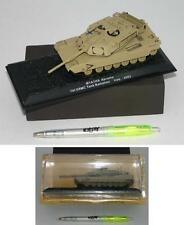 M1A1HA ABRAMS Iraq 2003 Die Cast METAL MODEL Scale 1/72 TANK ALTAYA Rare MINT