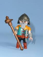 Playmobil  Dwarf Knight with Armour & Axe  for Fantasy / Castle  Figure NEW